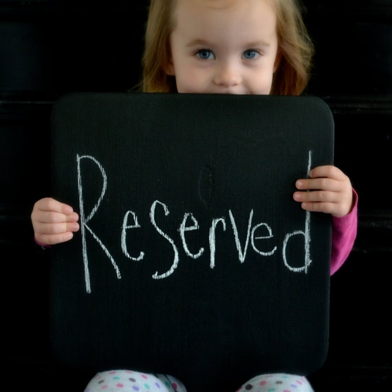 Reserved for Akemi