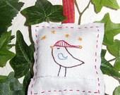 Christmas Embroidery/Stitchery Pattern Festive Fun