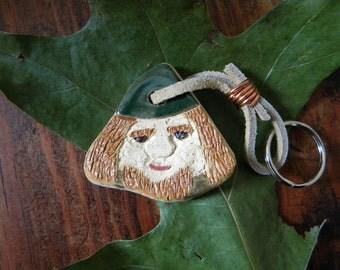 Travelin' Kin Keychain - Forest Folk