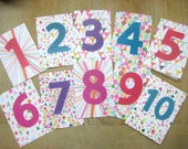 10 SUPER AGE greeting cards.