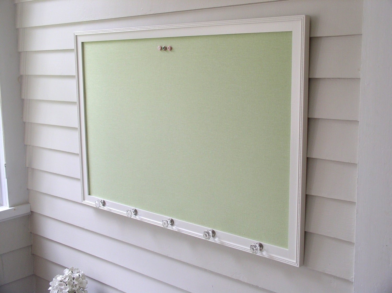 Wall Organizer Bulletin Board Deluxe Magnet Board X Large In