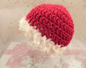 Newborn Fur Hat RTS