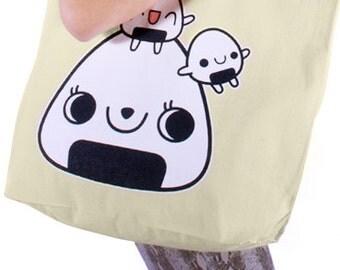 Onigiri Fun Tote Bag