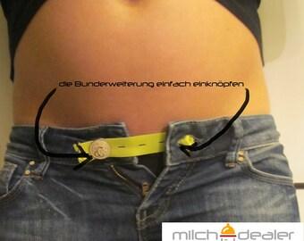 1x  waistband extension