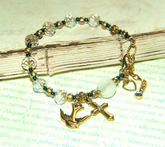 Anglican Rosary Bracelet // Christian Jewelery
