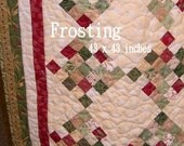 Frosting pattern by Mickey Zimmer for Sweetwater Cotton Shoppe
