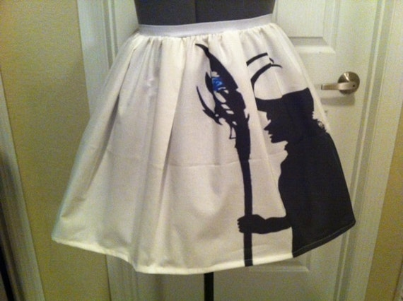 SALE One of a kind Loki skirt - Ready to ship - Small/Medium - Loki from The Avengers and Thor