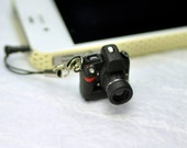 Nikon D3 DSLR Camera miniature Earphone Jack