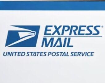 Domestic Overnight Mail Upgrade