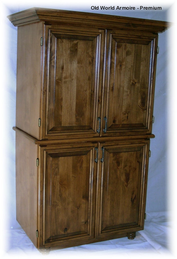Items similar to Storage Armoire Craft/Hobby on Etsy