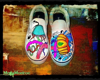 JELLYFISH SEA Creature SHOES