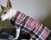 Pink Wool Blend Winter Jacket, Sizes Xsmall, Small & Medium