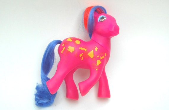 My Little Pony Rockin Beat Pony Pretty Beat