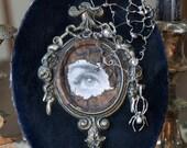 Victorian Lovers Eye Portrait by Annabelle DARK MORI
