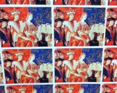 Isabella & Ferdinand of Spain giftwrap/wrapping paper