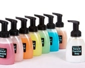 8 Ounce Refill for Naturally Derived Foaming Soap Pump - Blended Fresh To Order For You
