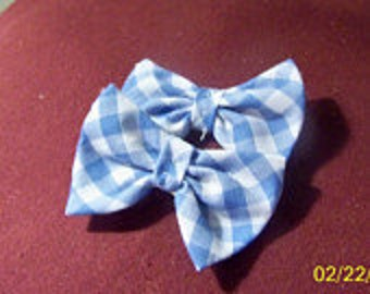 Dorothy costume hair bows, Dorothy hairband