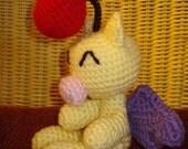 Amigurumi Crochet Moogle featured image
