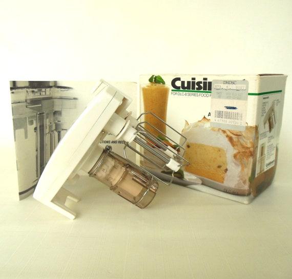 Cuisinart Whisk Attachment Dlc 8 Dlc 855 Food Processor Part