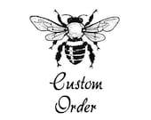 Custom Order Set of 6