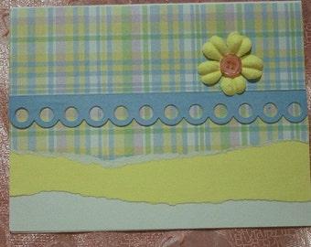 Pretty All Occasion Card  20120421