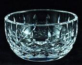 Vintage Waterford Irish Crystal Lismore Bowl