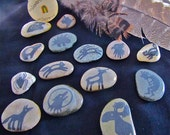 Custom Listing for tamaritamuri - 30 spirit stones