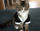 Custom Cat/  Dog Wedding Tuxedos