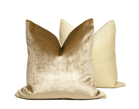 Velour Throw Pillows : Reserved for nina0815 Luxe Silk Velour Pillow