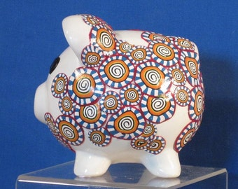 Southwestern piggy bank