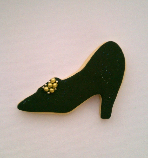 items similar to high heel shoes sugar cookie