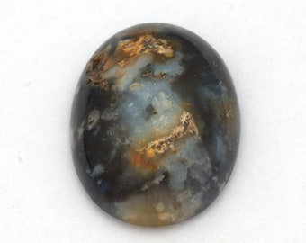 Picture Agate from java with very beautiful inclusions
