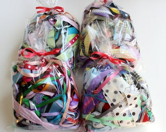Bulk Bags of Ribbon - 1/4 pound each