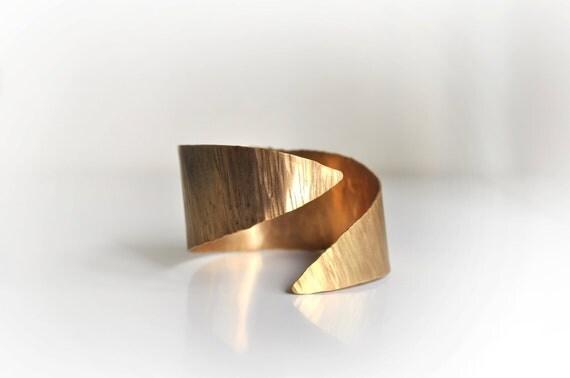 RESERVED for Yang-Gold Cuff Bracelet-Ancient Greek Wide Cuff Bracelet-Upper Arm Cuff-Grecian Jewellery-Bridesmaid Jewelry