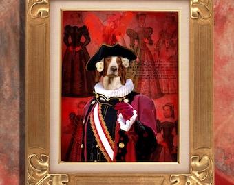 Nobility Dogs Portrait
