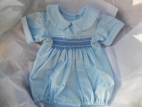 Baby Blue Bubble, Size 18 Months