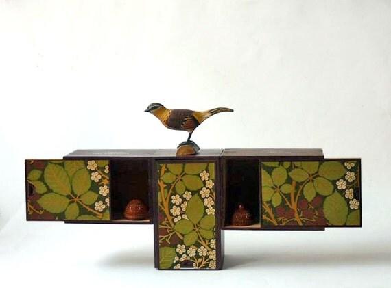 Craft Storage Cabinet Upcycle