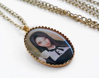 "Necklace ""Amelia"""