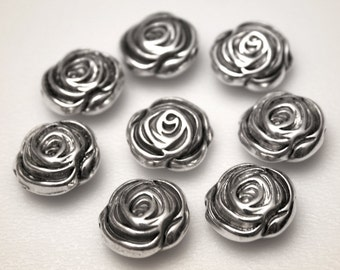 Magnets or Push Pins - Rose