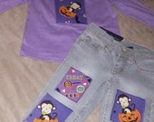 Girls Halloween Outfit Size 4
