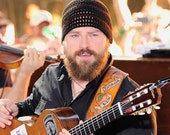 Hand Crochet  Mens  Skullcap Beanie Hat Style Like The Country Singer Zac Brown