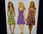 Uncut Butterick Pattern 5639 Size 6,8,10,12  Very Adorable Dress