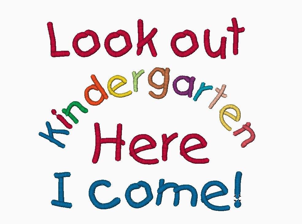 Image result for kindergarten clip art