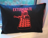Doctor Who-Dalek-Pillow Cover