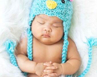 Little Birdie Hat