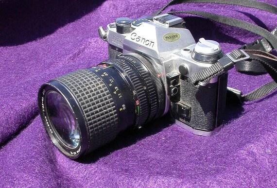 Canon AE1 Program ae-1 35mm SLR Film Camera
