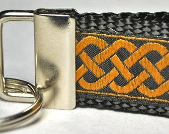 Celtic Knot Key Fob