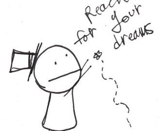 reach for your dreams original