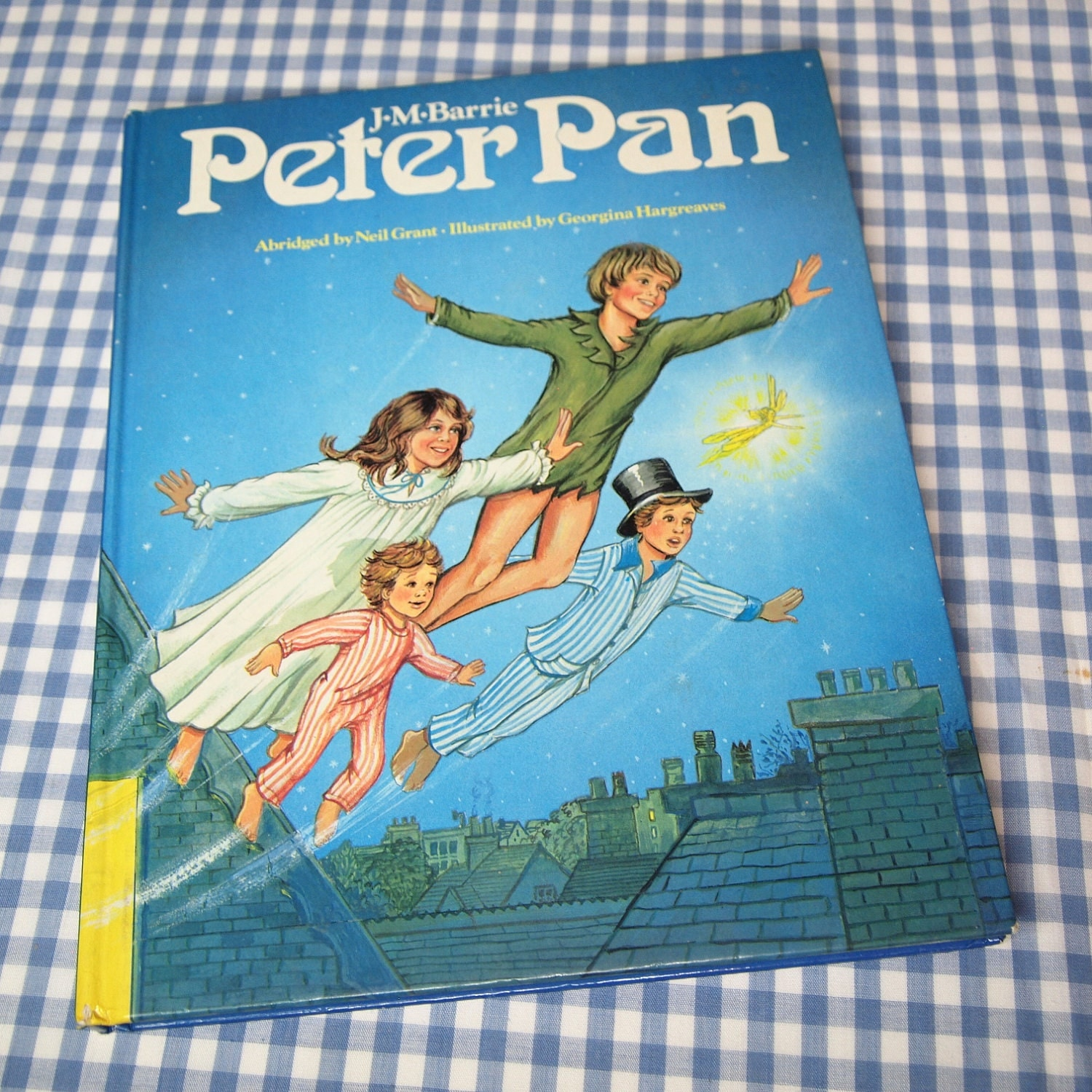 peter pan essays childhood Peter pan's name is now used symbolically for a bus company (speedy, thrilling travel), a brand of peanut butter (childhood treats), and shops, motels, and restaurants all over the world a psychological disorder, the peter pan syndrome, has also been named after barrie's hero.