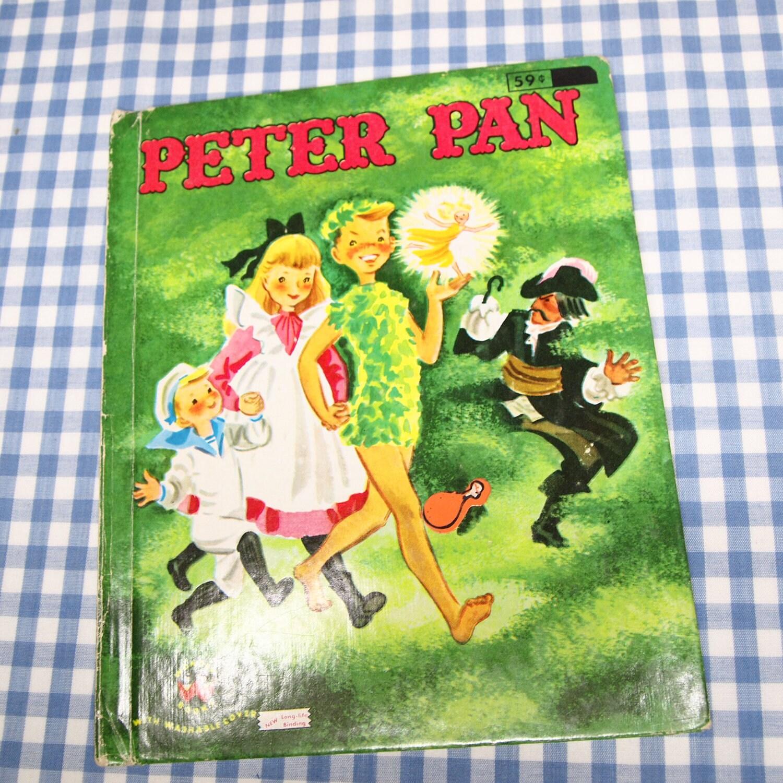 peter pan childrens book pdf